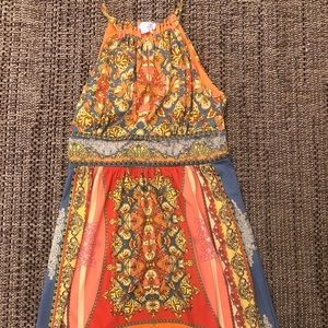 LONDON TIMES size 6 DRESS Sleeveless